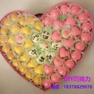 七夕浪漫情人节中秋豪华DIY定制巧克力礼盒手工创意巧克力表白纪念送礼