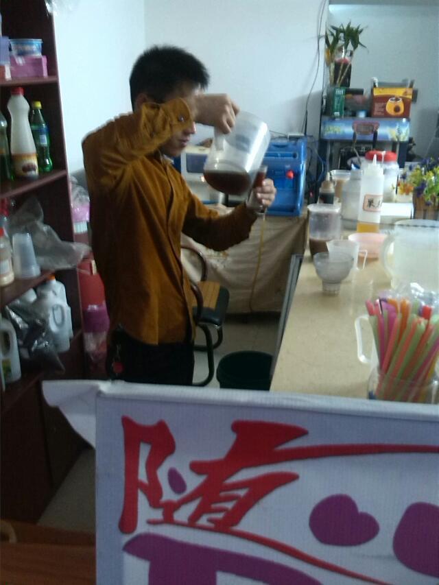 广西南宁哪里可以学做奶茶