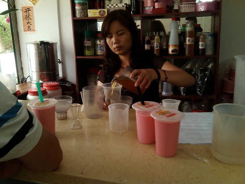 珍珠奶茶怎么做