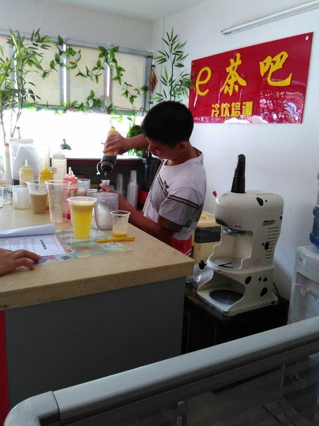 河池奶茶技术培训班